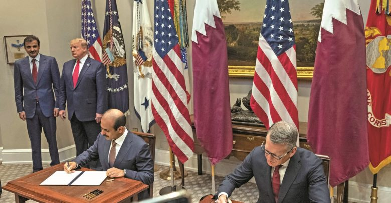 Qatar develops giant petrochemical complex in America