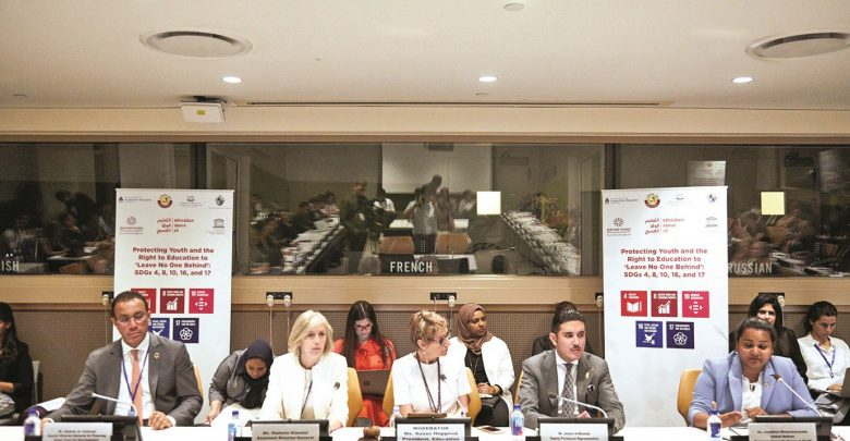 EAA Foundation and strategic partners call for renewed commitment towards right to education