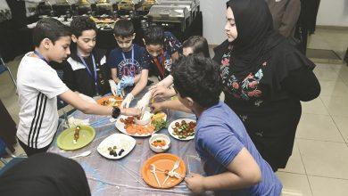 QDA organises Al-Bawasil Health Club for children