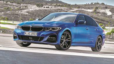 «BMW» 3 Series .. Superior performance and distinctive design
