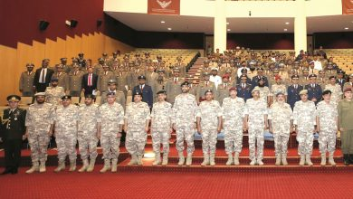 Photo of Joint Command and Staff College organises graduation ceremony