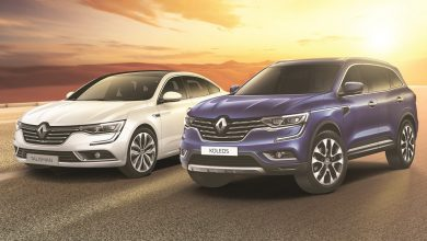 Renault announces 'big savings' offers on Koleos, Talisman