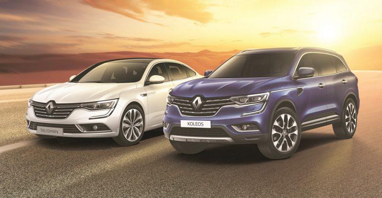 Renault announces 'big savings' offers on Koleos, Talisman