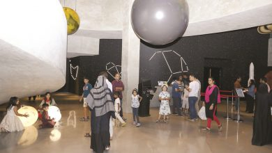 Al Thuraya Planetarium programmes entertain ... and educate