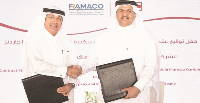 UDC signs contracts for 3 projects worth QR1.2bn at The Pearl-Qatar