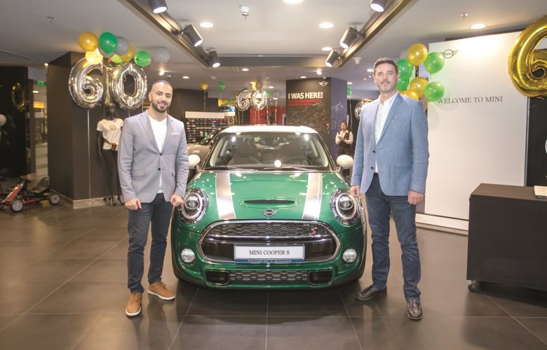 Alfardan Automobiles unveils new MINI 60 Years Limited Edition models