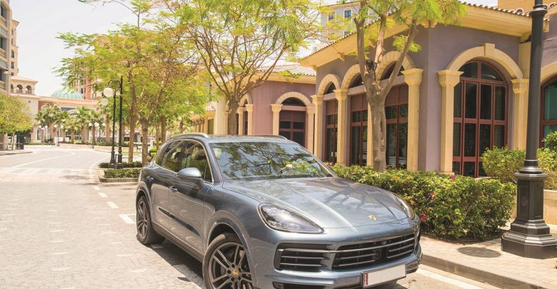 The all-new Porsche Cayenne S brings comfort and dynamism to new levels