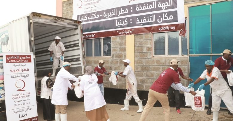Qatar Charity Launches Adahi Campaign for 1440H
