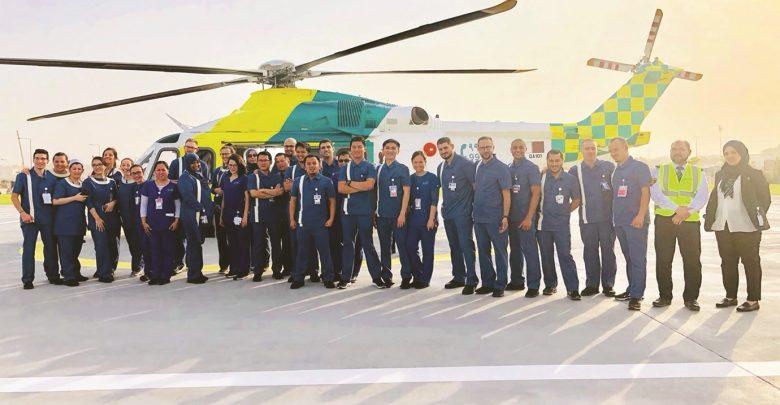 Sidra launches paediatric trauma programme