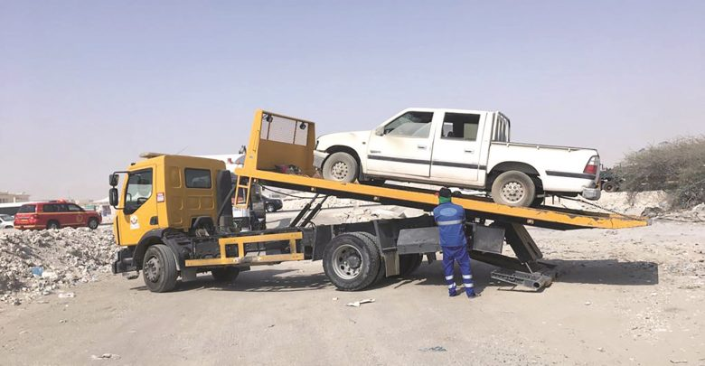 466 violation reports issued in Al Rayyan