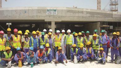 Qatari Diar achieves 13mn non-incident work hours in Lusail