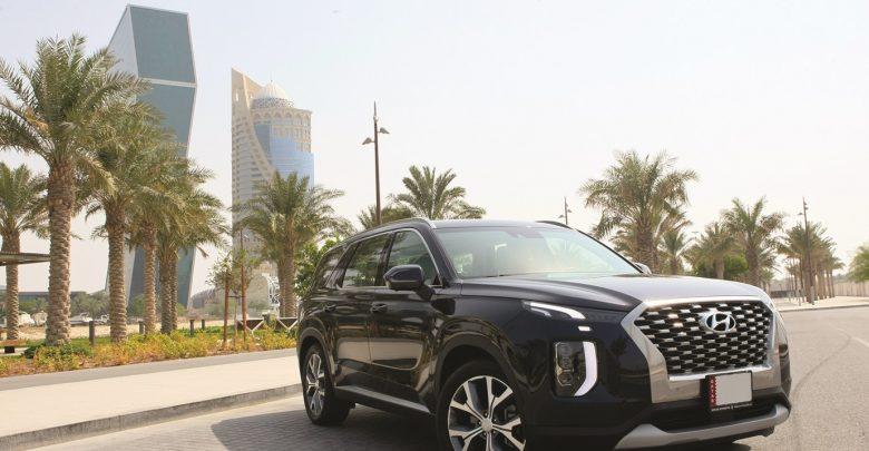 New Hyundai Palisade A perfect family car with a stylish, innovative design