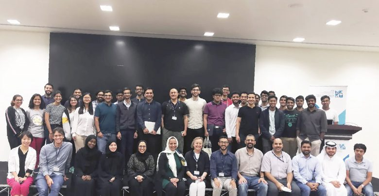 HBKU introduces university students to «cyber security»
