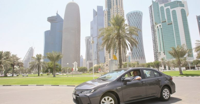 New Corolla Hybrids .. Modern view and leading performance efficiency