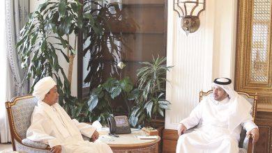 Photo of PM meets Sudanese ambassador
