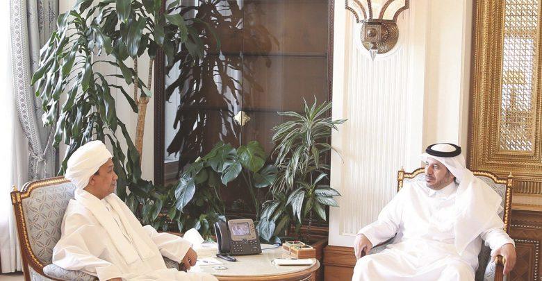 PM meets Sudanese ambassador
