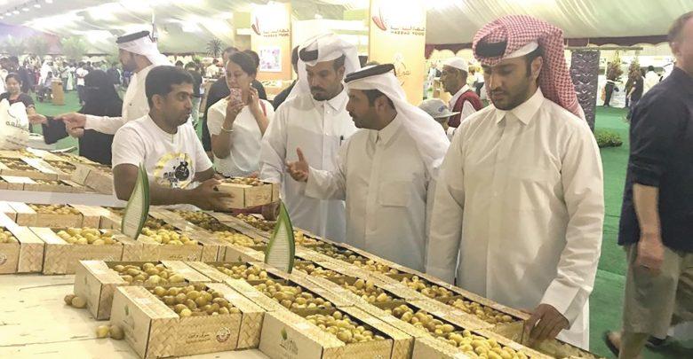 Sale crosses 92 tonnes at Local Dates Festival