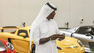 Tyrese Gibson and friends soon in Qatar
