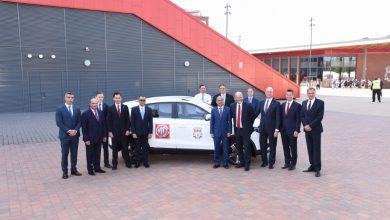 MG Motor becomes the Global Partner of Liverpool Football Club