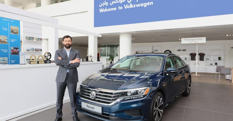First Delivery of the 2020 Volkswagen Passat to the Middle East Arrives in Qatar