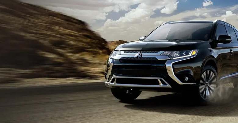 Conquer the city with Outlander power and performance