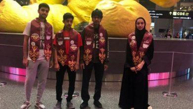 Qatar participates in International Biology Olympiad in Hungary