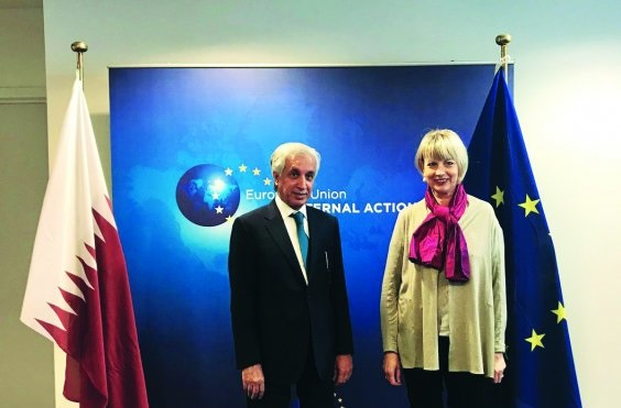 Qatar, EU commit to continue cooperation
