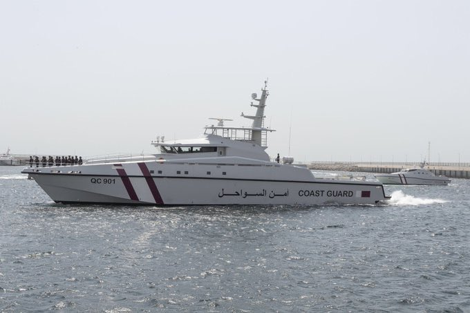 Prime Minister inaugurates Al Daayen Naval Base