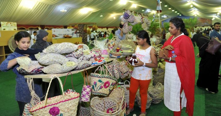 Variety of other products on offer at Local Dates Festival