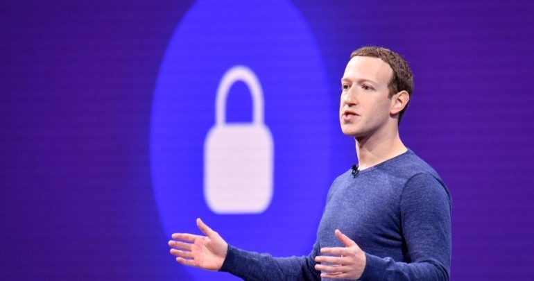 Facebook to pay record $5 billion US fine over privacy violations