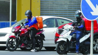Reckless bike driving by delivery boys raises number of accidents