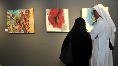 51 artists take part in 6th Colours of Desert expo