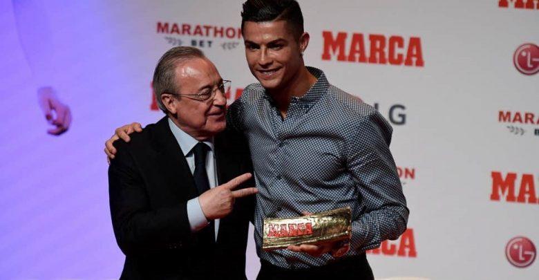 Cristiano Ronaldo admits he was sad to leave Real Madrid