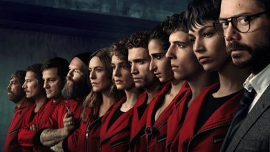 Now streaming: La Casa de Papel Part 3