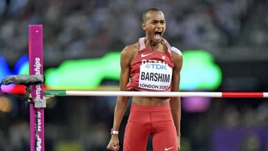 Staying positive is key, Barshim says after strong return to action