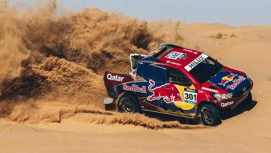 Al Attiyah looks forward to winning the title of the Silk Road Rally