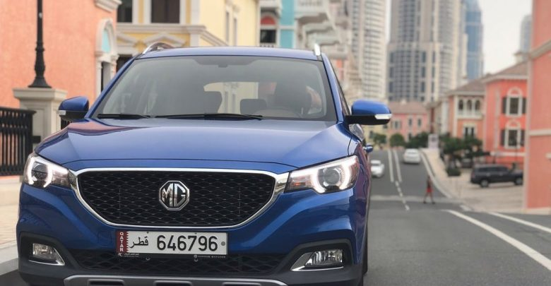 Ride in style this summer with MG ZS