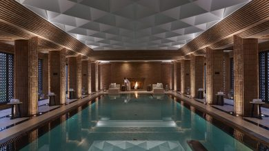 Top 10 selected #spas in Doha
