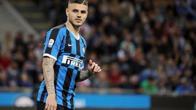 Icardi 'gets seal of approval from Cristiano Ronaldo'