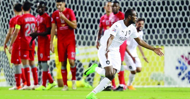 Dominant Al Sadd storm into ACL quarters with 3-1 victory