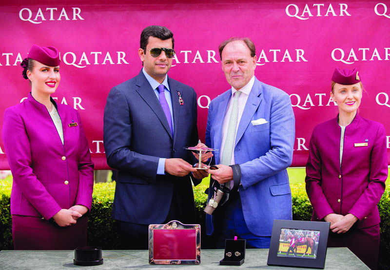 Qatar is the biggest winner in Goodwood Festival