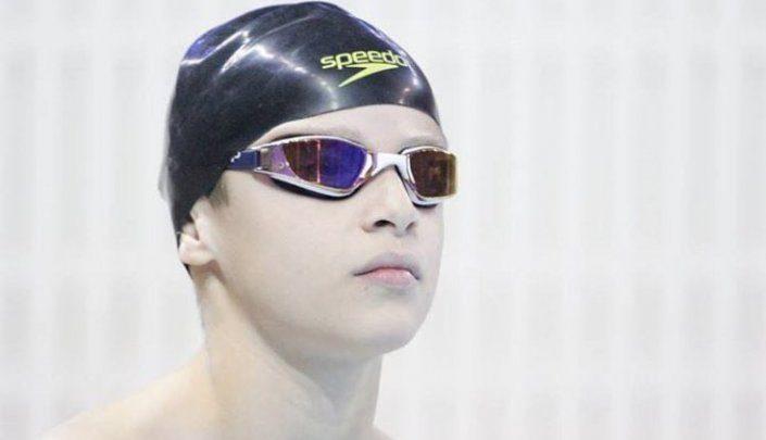 Qatari Tamim Mohammed wins gold medal at Arab swimming championships in Morocco