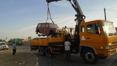 Al Sheehaniya Municipality removes 101 abandoned vehicles