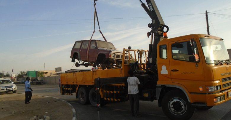 Al Sheehaniya Municipality removes 101 abandoned vehicles