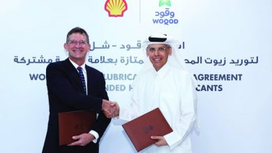 Woqod and Shell Lubricants sign agreement to provide premium brand engine oils