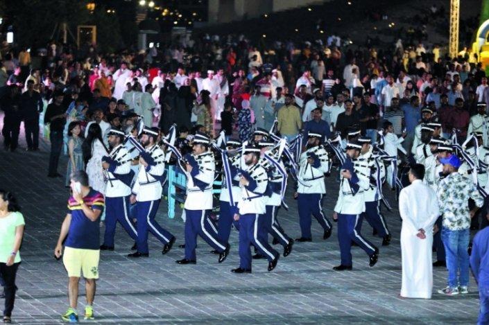 Thousands throng Katara to take part in Eid celebrations