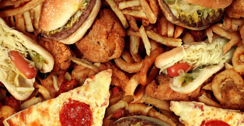 The harmful effects of fast food on kids