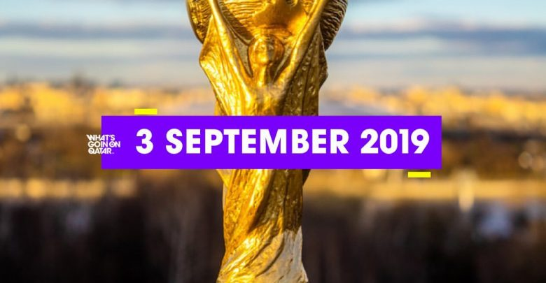 Qatar 2022 World Cup emblem will be revealed on Sept 3