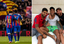 Messi Phones Neymar To Urge Him To Join Barcelona
