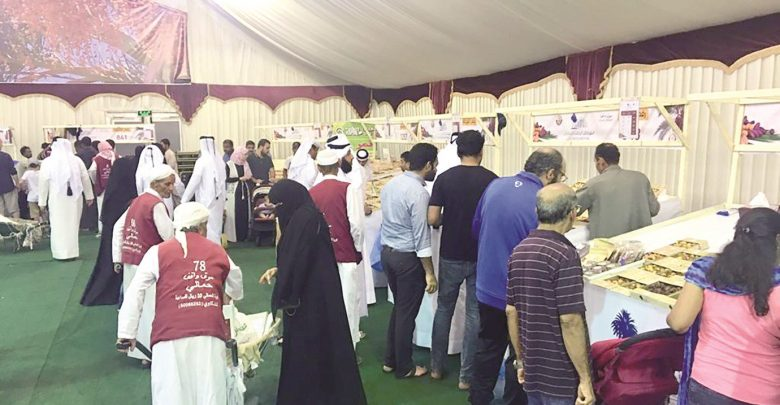 Sale at Local Dates Festival crosses 100 tonnes